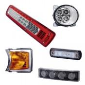 Светлини за Volvo