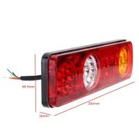 Комплект LED диодни стопове за ремарке 12V